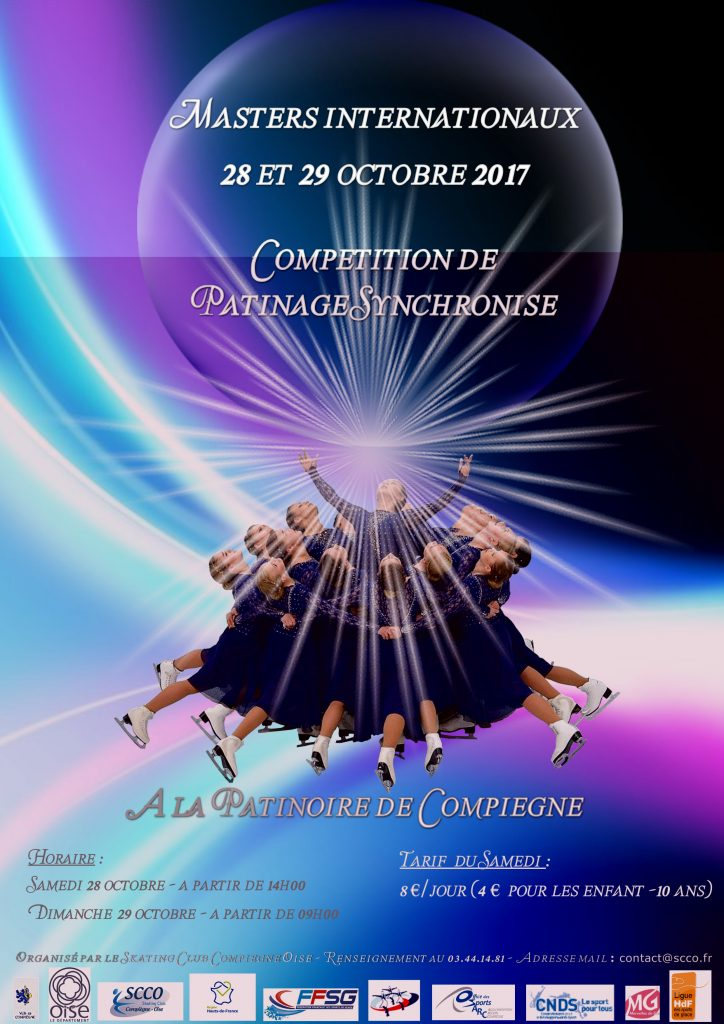 Masters Internationaux 2017