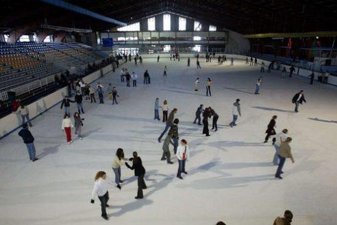 Réouverture de la patinoire le 14/10/2017