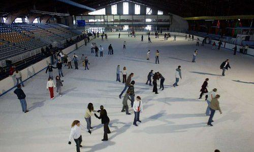 Réouverture de la patinoire le 14 Octobre 2017